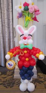 Déco Ballons - Gâteau Anniversaire