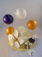 Centre Table Fantasy flower - Un Air de Ballons