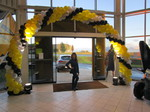 Renault French Touch - Arche par Un air de Ballons