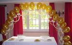 Arche Helium table des mariés